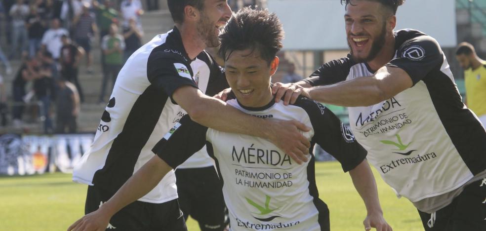 El Mérida, ante la reacción de un nuevo Recreativo de Huelva