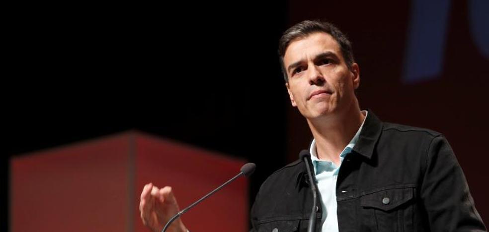 Sánchez marca distancias con Podemos: «En Cataluña, sólo el PSOE ha sabido estar»