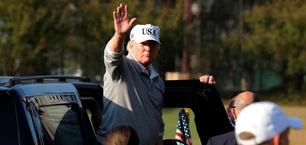 Trump advierte en Japón de que «ningún régimen debería subestimar» a EE UU