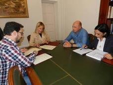 Renovado el convenio entre el Consejo de la Juventud y el Ayuntamiento para fomentar la participación juvenil