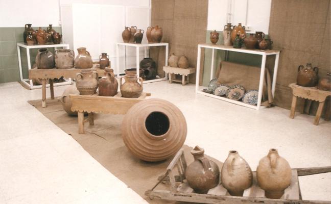 El museo de la cerámica contará con una colección de más de 1.200 piezas