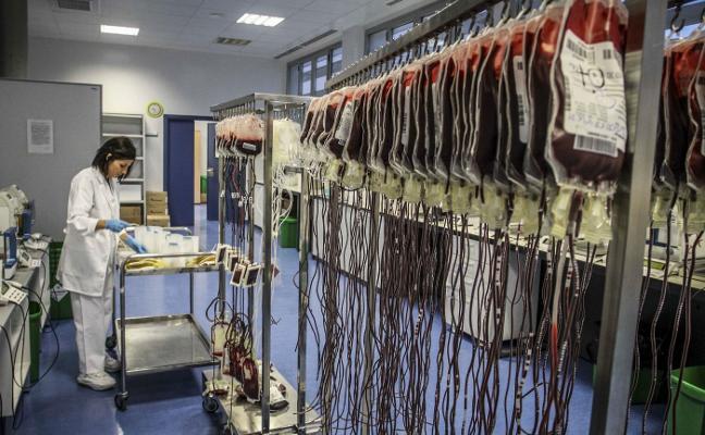 Las colectas en los centros de salud no aumentan la donación de sangre en Mérida
