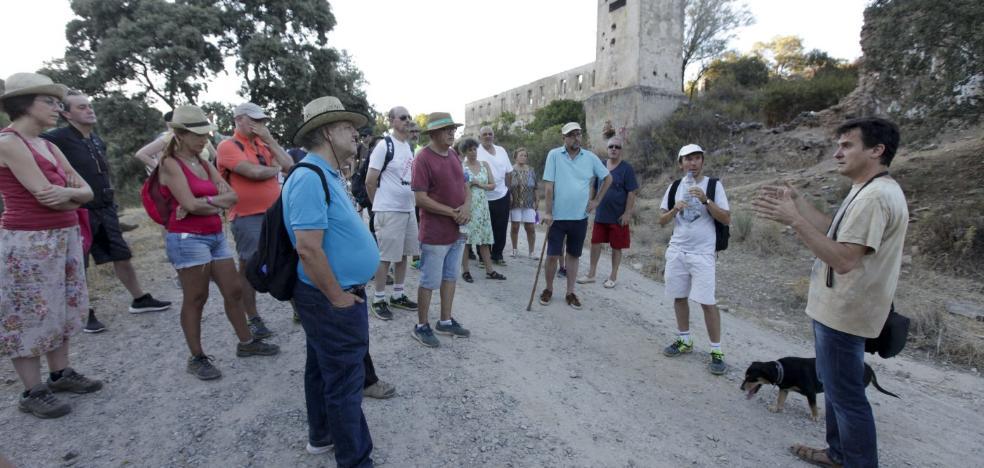 La Junta volverá a someter a información pública el plan de restauración de la mina de Valdeflores