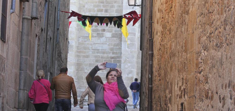 La Ciudad Monumental se viste para el Mercado Medieval