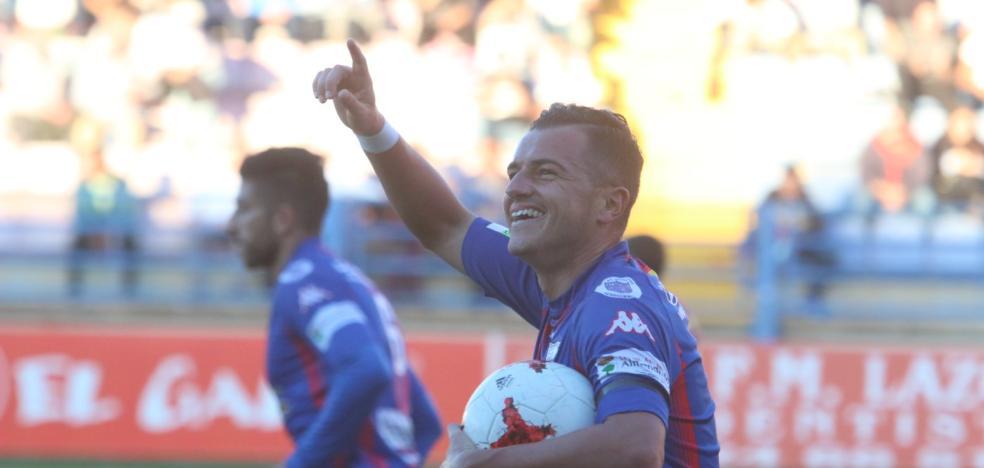 Partidazo y buen fútbol en Almendralejo