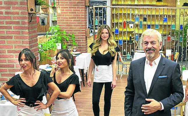'First Dates' inaugura restaurante