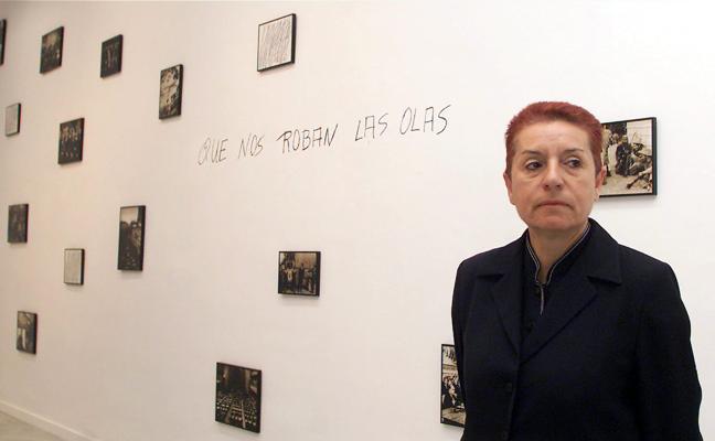 Concha Jerez, Premio Velázquez de Artes Plásticas 2017