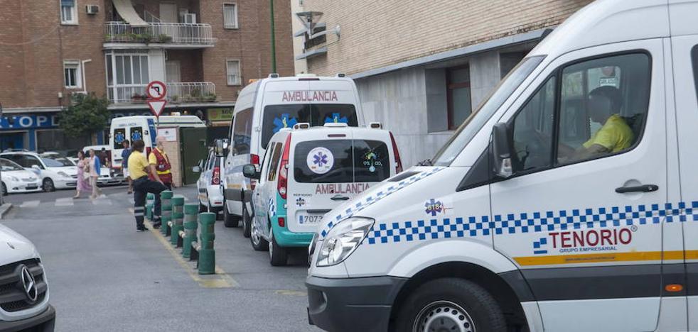 Ambulancias Tenorio estudia sancionar a siete conductores