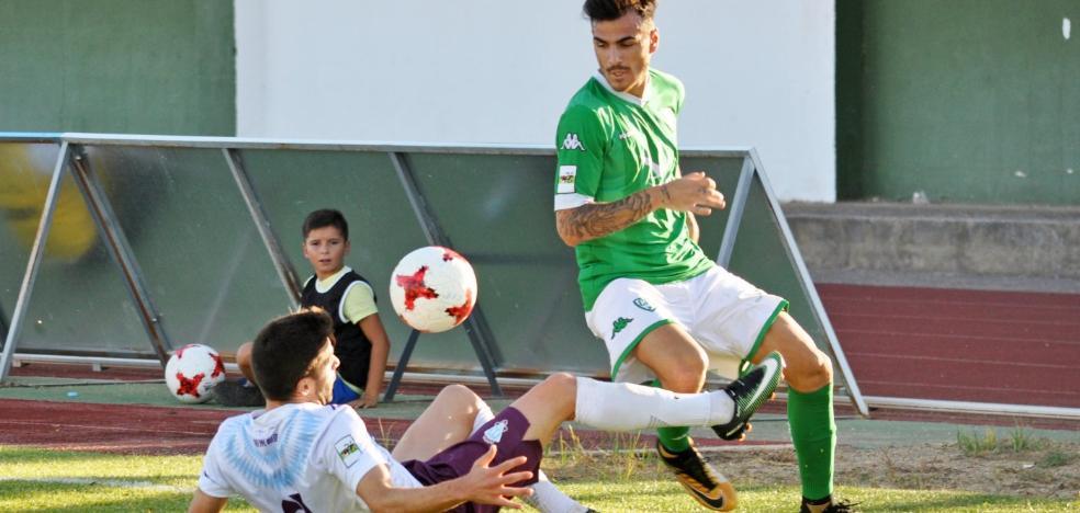 Dieguito: «Confío en que los goles van a llegar»