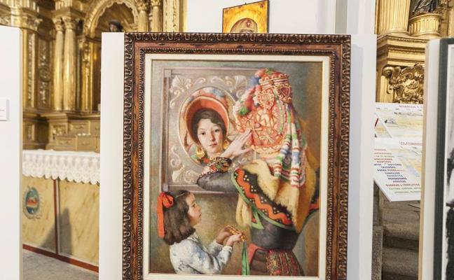 Exposición 'Catarsis' en la iglesia de la Preciosa Sangre