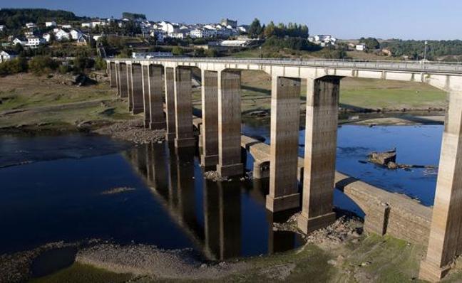 La sequía estanca las ganancias de las grandes eléctricas