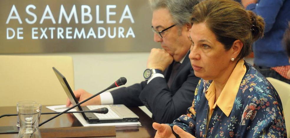 Pilar Blanco-Morales se reúne este jueves con los grupos parlamentarios para analizar los presupuestos