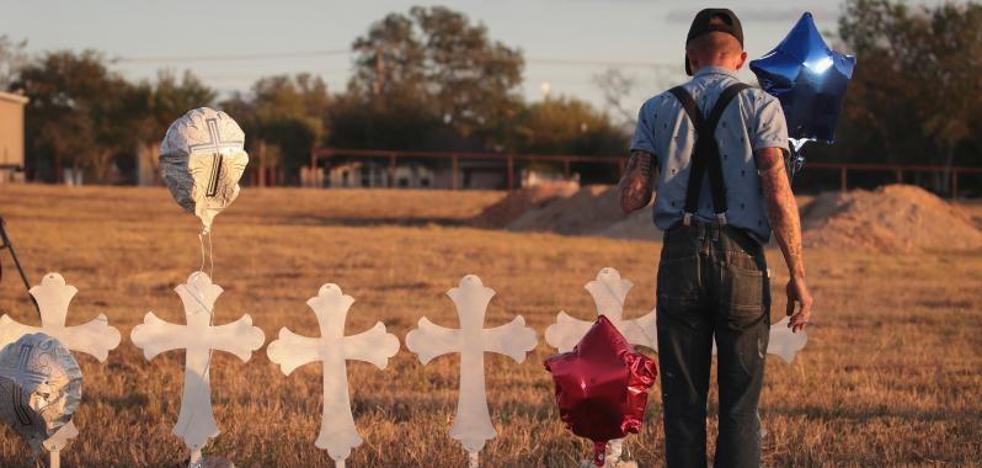 El asesino de Texas escapó de una clínica mental tras maltratar a su mujer y a su hijo