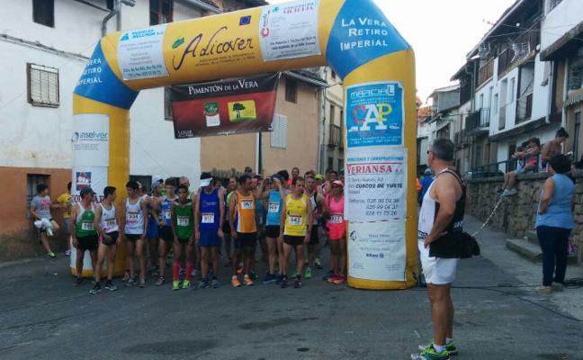 Madrigal y Villanueva se unen para promocionar el deporte