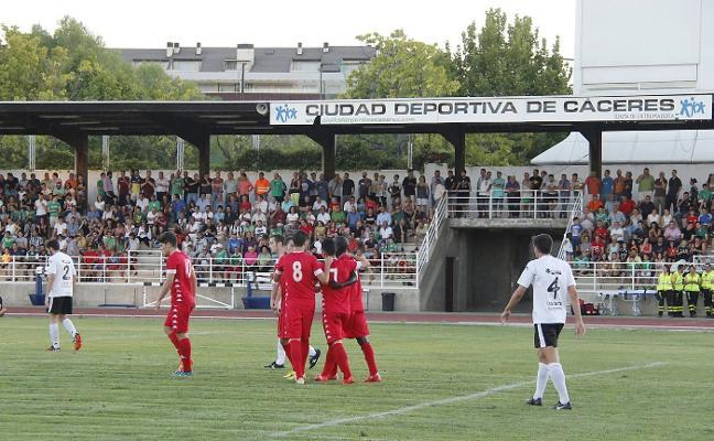 Dulce 'exilio' verde a la Ciudad Deportiva