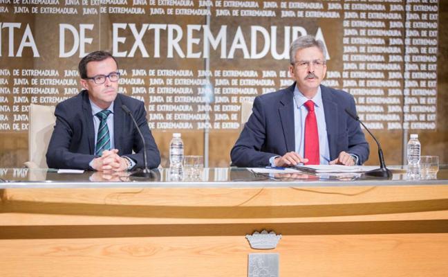 Las administraciones invierten 10,8 millones para paliar el cierre de Aguablanca