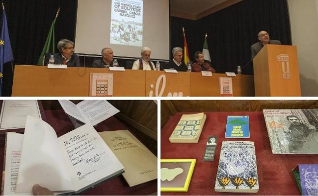 Macondo revive en Cáceres