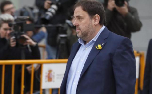 Junqueras y los otros siete exconsejeros seguirán en prisión incondicional