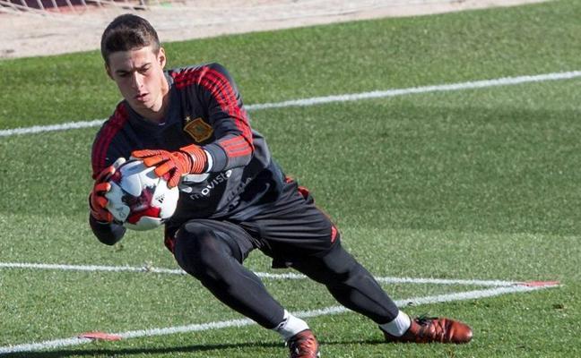 Kepa acaparará los focos en Málaga
