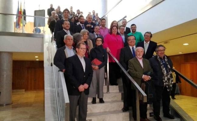 Unas 40 entidades del sector turístico se suman en Cáceres al pacto por el ferrocarril