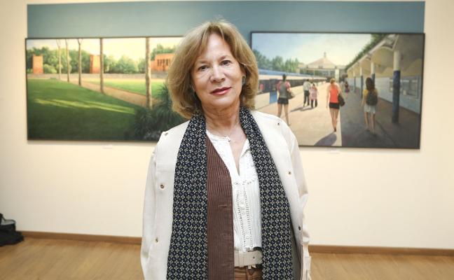 Exposición de pintura de Consuelo Hernández