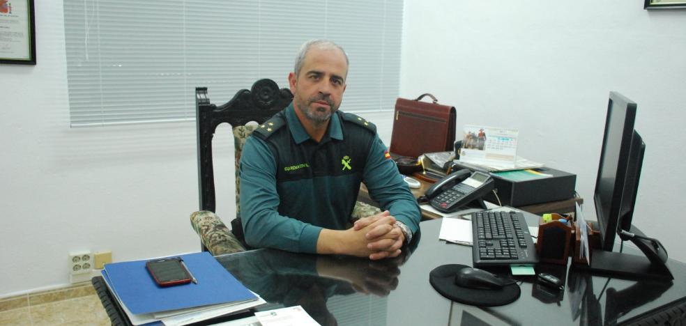 «La Guardia Civil da un servicio óptimo y suficiente para las necesidades que hay»