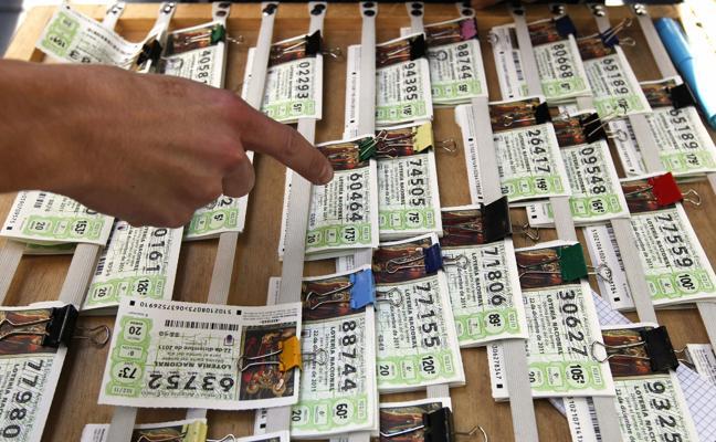 Vendido en Ahigal parte del primer premio de la Lotería Nacional