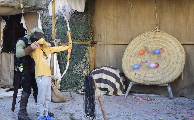 Cáceres disfruta del Mercado Medieval