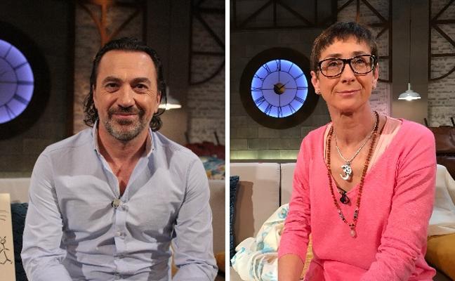 Lucía Mera y José Vicente Moirón, en 'Extremadura, donde quieres estar'