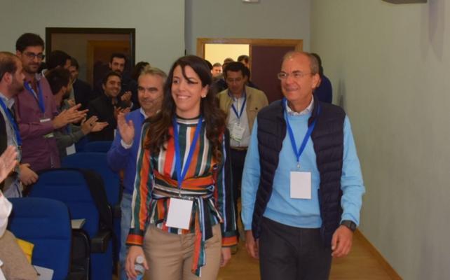 Nazareth Mesías es elegida presidenta provincial de Nuevas Generaciones