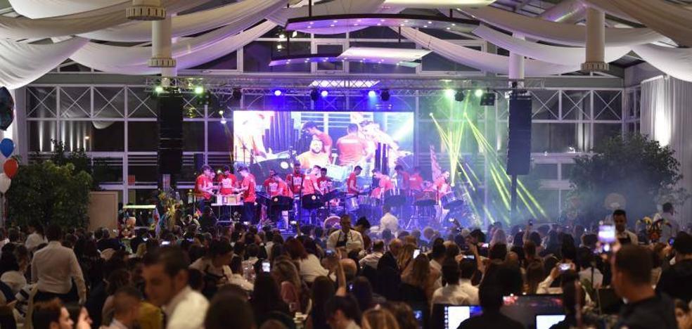 Los Lingotes brillan en la Gala Antifaz de Plata