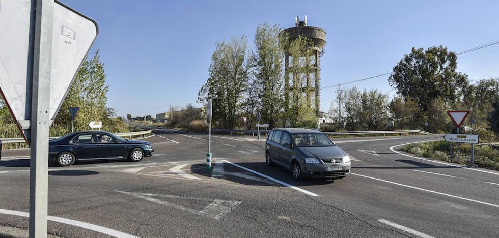 La Junta gastará 2,7 millones en reducir los accidentes de la carretera de Montijo