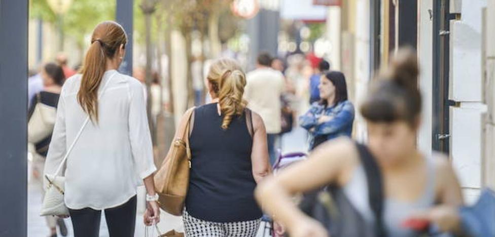 El área comercial de Badajoz suma más clientes que todas las demás de la región juntas