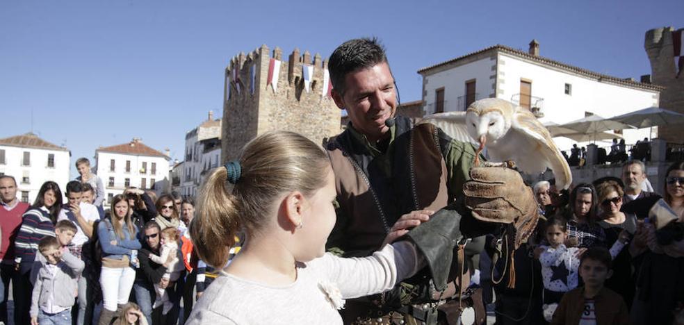 El Mercado Medieval se despide con gran afluencia de público
