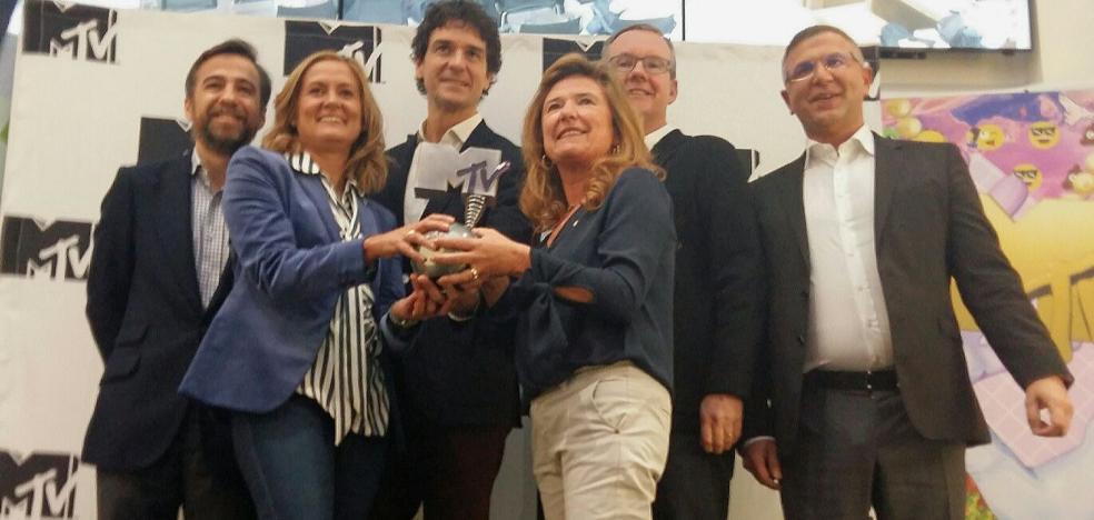 Los EMA's de la MTV vuelven a España ocho años después