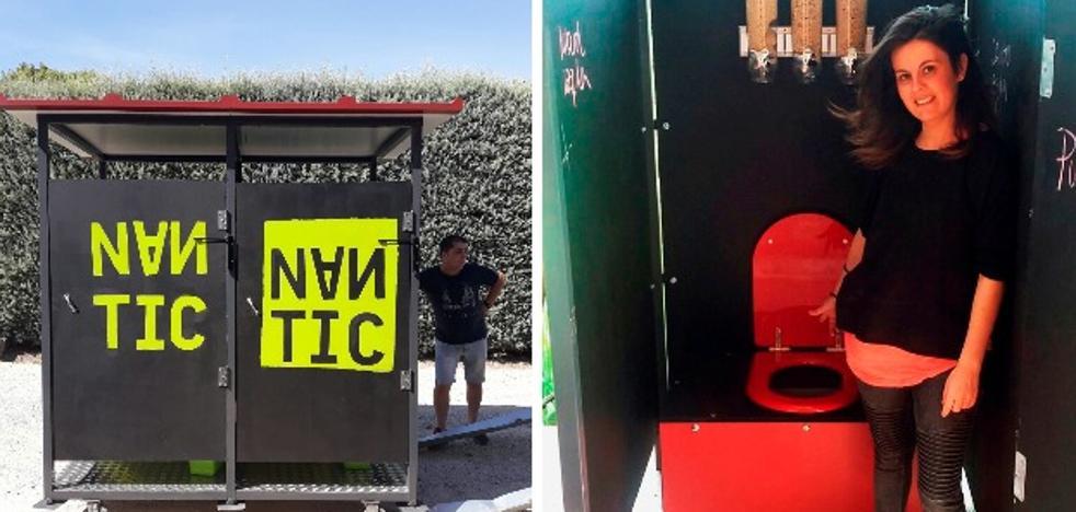 Baños ecológicos portátiles para transformar el mundo