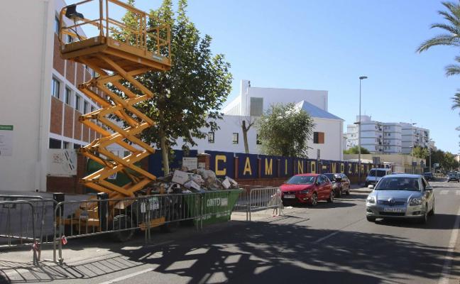 La Ampa del colegio de La Antigua lamenta seguir sin comedor después de las obras