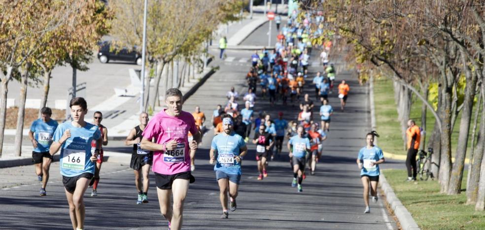 La carrera Viewnext reúne a cerca de 500 personas a favor de Down Cáceres