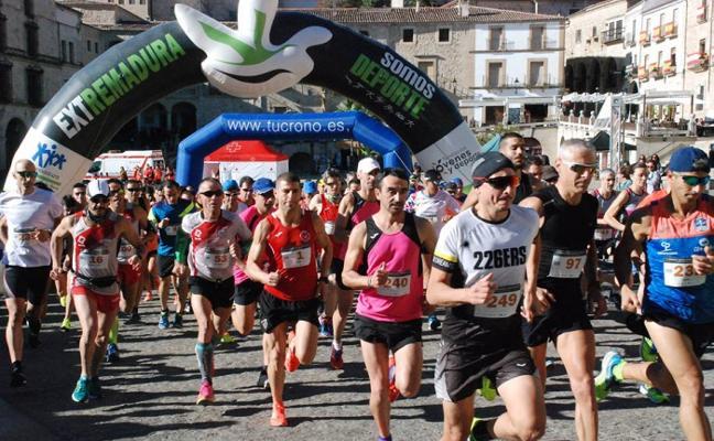 La Media Maratón de Trujillo reúne a 171 corredores