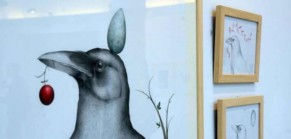 La exposición 'Plumas, papel y tijeras' llega a Mérida