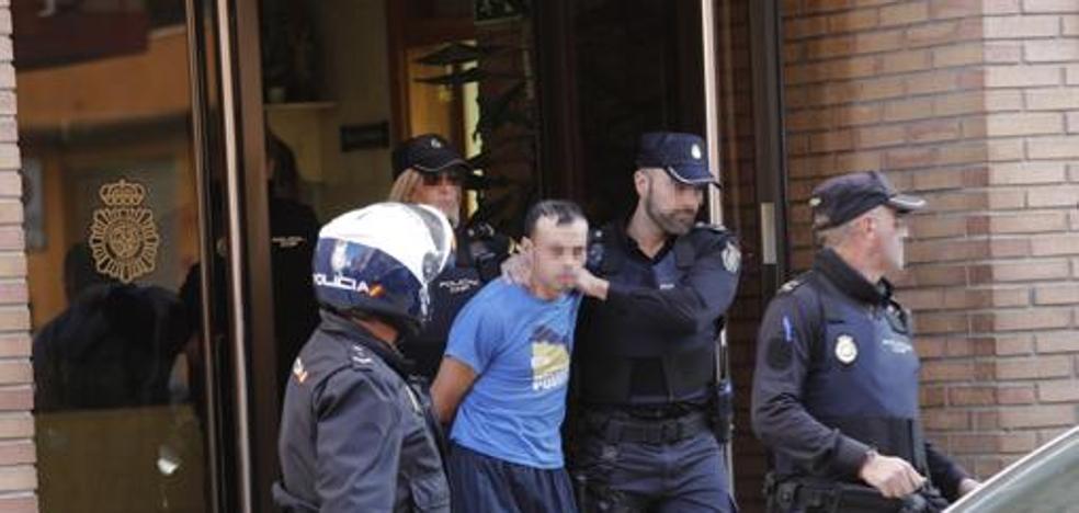 El detenido en Alzira degolló a su hija al saber que su mujer le quería dejar