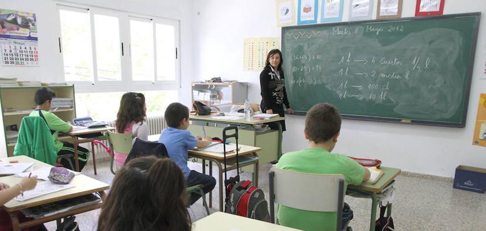 Convocado el concurso de traslados de funcionarios docentes y de inspectores