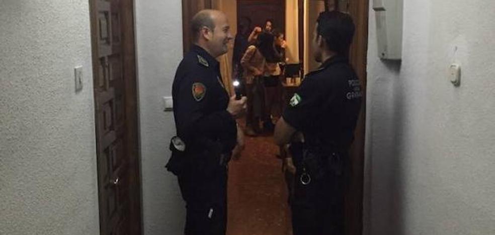 Denuncian a los inquilinos de dos pisos en Badajoz por celebrar fiestas nocturnas