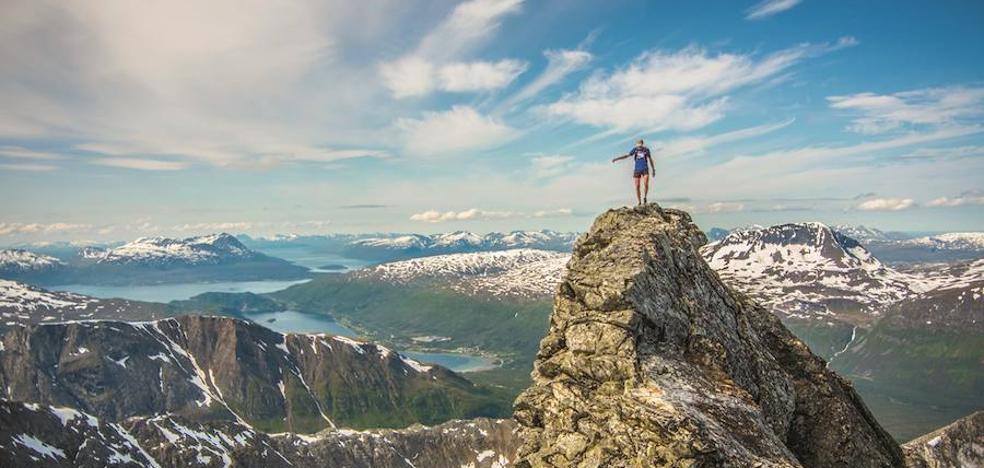 Las aventuras en la montaña de un soñador impenitente