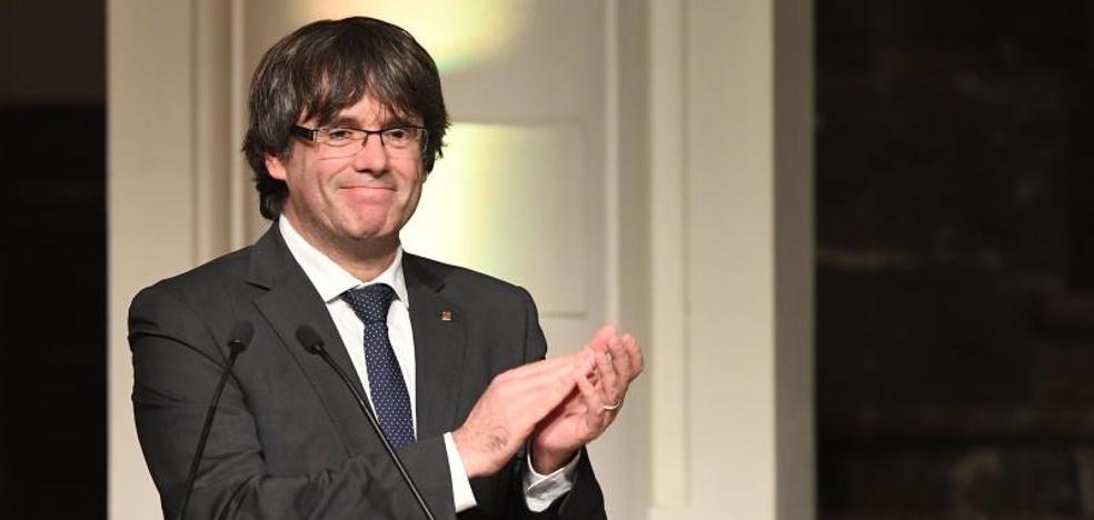 Puigdemont y el PDeCAT se presentarán con la marca Junts per Catalunya