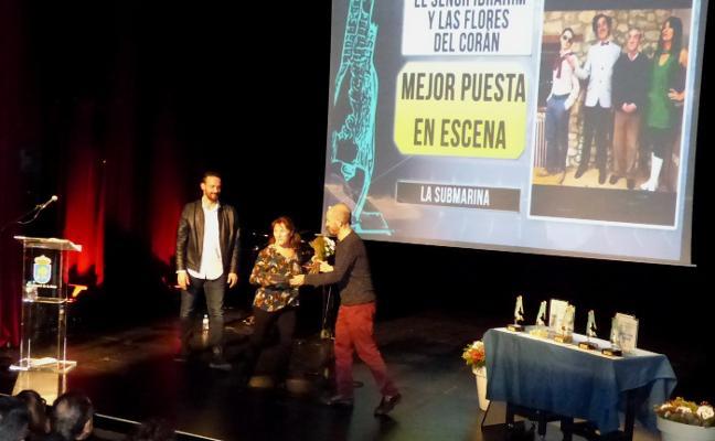 La compañía leonesa La Submarina gana el Certamen de Teatro Aficionado