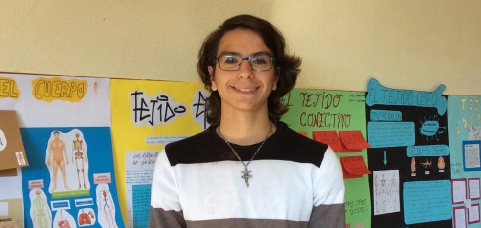 Un alumno placentino, Premio extraordinario de Secundaria