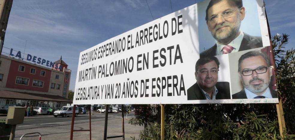 La reforma de Martín Palomino, en Plasencia, pendiente de un protocolo que no llega