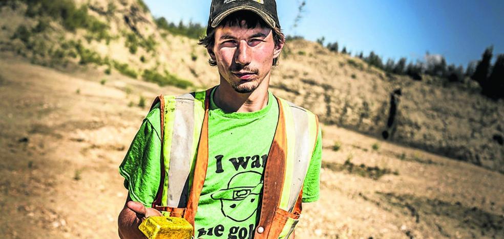 Los nuevos mineros del Klondike