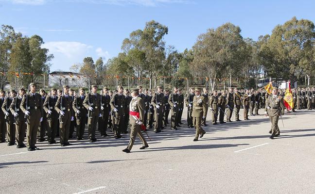 El Ministerio de Defensa convoca en Cáceres un tercer ciclo de 2.000 soldados de Tierra